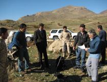 Adviseur natuurparken in oprichting in Irak-Koerdistan (20x)